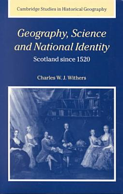 Geography  Science and National Identity PDF