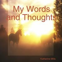 My Words and Thoughts PDF