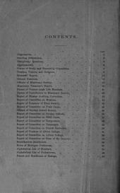 Minutes of the ... Session of the Michigan Annual Conference of the Methodist Episcopal Church: 1851-1865, Volume 16