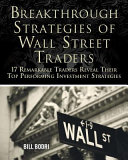 Breakthrough Strategies of Wall Street Traders