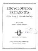Encyclopaedia Britannica  a New Survey of Universal Knowledge PDF