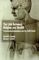 The Link Between Religion and Health PDF