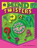Mind Twisters  Grade 2 PDF