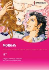 MORGAN: Harlequin Comics