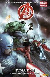 Marvel Now  Avengers 3   Evolution PDF