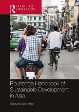 Routledge Handbook of Sustainable Development in Asia PDF