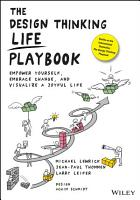 The Design Thinking Life Playbook PDF