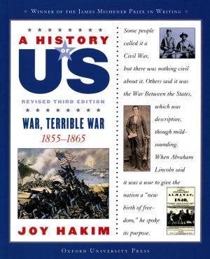 A History of US  War  Terrible War PDF
