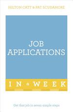 Job Applications In A Week PDF