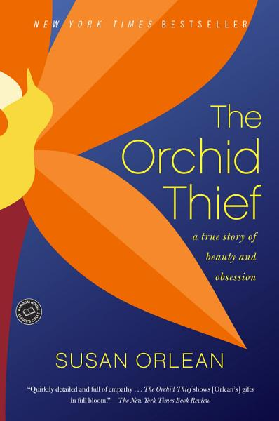 Download The Orchid Thief Book