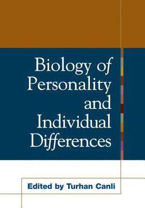 Biology of Personality and Individual Differences PDF