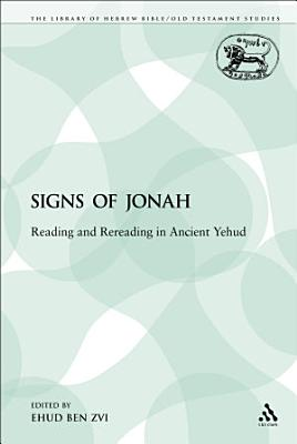 The Signs of Jonah