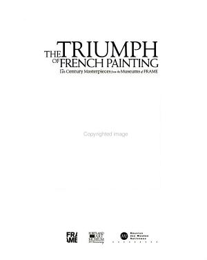 The Triumph of French Painting PDF