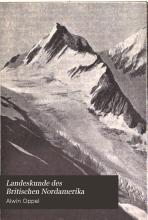 Landeskunde des Britischen Nordamerika PDF