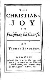The Christian's Joy in Finishing His Course