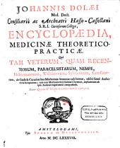 Encyclopædia, medicinæ theoretico-practicæ: Volume 1