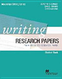 Writing Research Papers. Student's Book