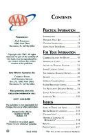 AAA Caribbean Travelbook 2002