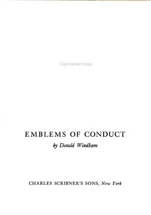 Emblems of Conduct