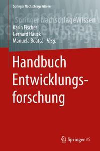 Handbuch Entwicklungsforschung PDF