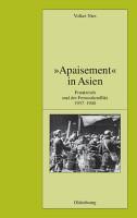 Apaisement  in Asien PDF