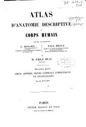 Atlas d'anatomie descriptive du corps humain: Volume2
