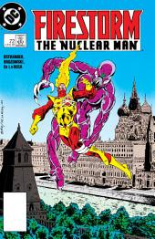 Firestorm: The Nuclear Man (1987-) #72
