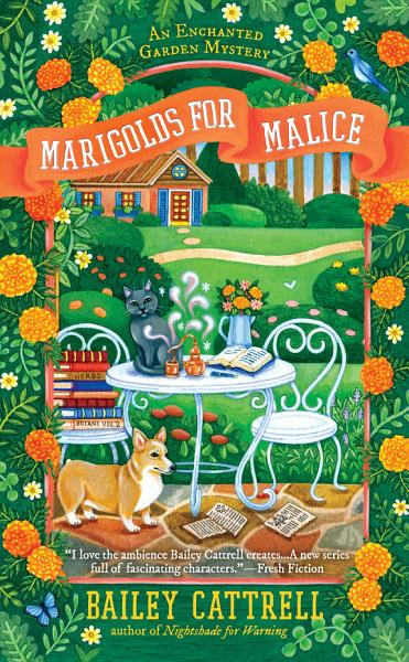 Download Marigolds for Malice Book