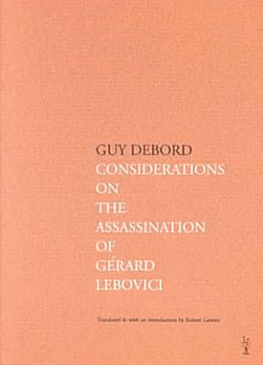 Considerations on the Assassination of G  rard Lebovici