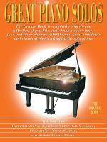 Great Piano Solos  The Orange Book PDF