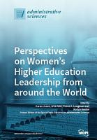 Perspectives on Women   s Higher Education Leadership from around the World PDF
