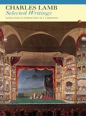 Charles Lamb: Selected Writings