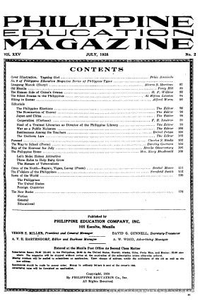 Philippine Education Magazine PDF