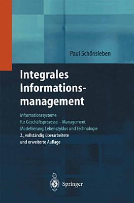 Integrales Informationsmanagement PDF
