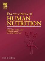 Encyclopedia of Human Nutrition PDF
