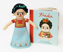 Frida Kahlo Deluxe Doll - For the Littlest Dreamers