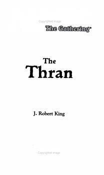 The Thran PDF