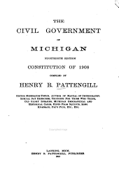 The Civil Government of Michigan