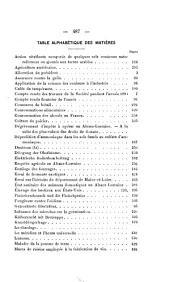 Bulletin - Société académique du Bas-Rhin pour le progrès des sciences, des lettres, des arts et de la vie économique: Volumes19à20