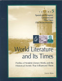 Spanish and Portuguese Literatures and Their Times