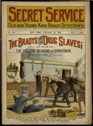 The Bradys and the Drug Slaves; Or, The Yellow Demons of Chinatown