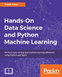 Hands On Data Science and Python Machine Learning PDF