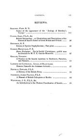 Magazine of Natural History: Volume 4