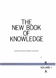 The New Book of Knowledge PDF