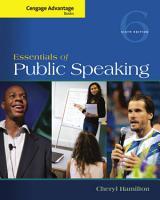 Cengage Advantage Series  Essentials of Public Speaking PDF