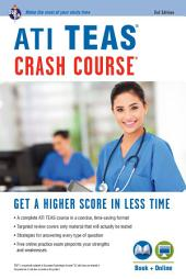 ATI TEAS Crash Course® Book + Online: Edition 3