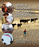 World Regional Geography Concepts Book