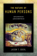 The Nature of Human Persons PDF