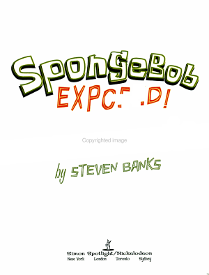 Spongebob Exposed The Insiders Guide To Spongebob Squarepants Spongebob Squarepants