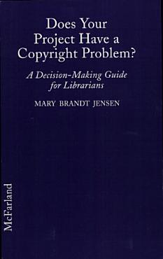 Does Your Project Have a Copyright Problem  PDF